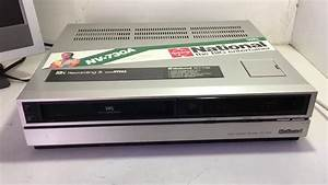 National Nv-730a Peter Allen Vhs Vcr Tape Player