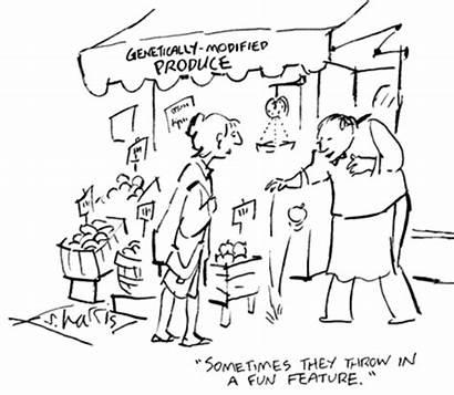 Engineering Genetic Cartoon