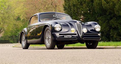 Grande Sfilata Per L'alfa Romeo 6c 2500 Ss