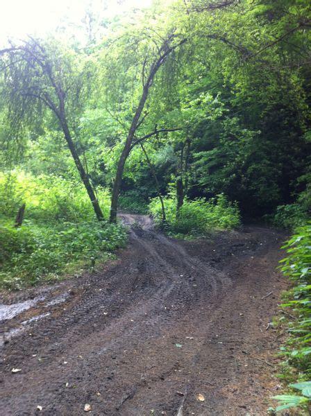 Pinnacle Creek Trail Information - VVMapping.com