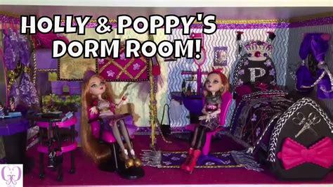 dorm room  holly ohair poppy ohair