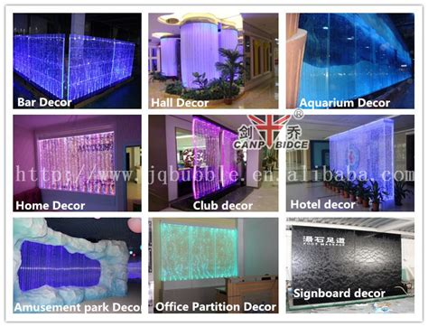 interior panels are water and acrylic wall panels water feature office interior