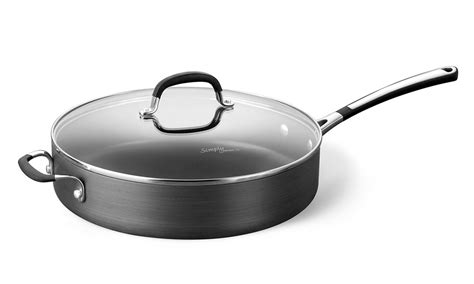 calphalon simply nonstick saute pan  quart cutlery