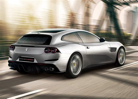 Gtc4lusso T Picture by 2018 Gtc4lusso T Reviews Engine Specs Prices