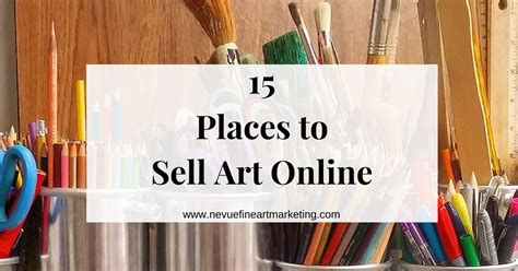 where is the best place to sell a wedding ring 15 places to sell art online and make money
