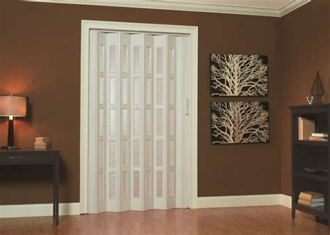 how to soundproof your door accordion doors by panelfold