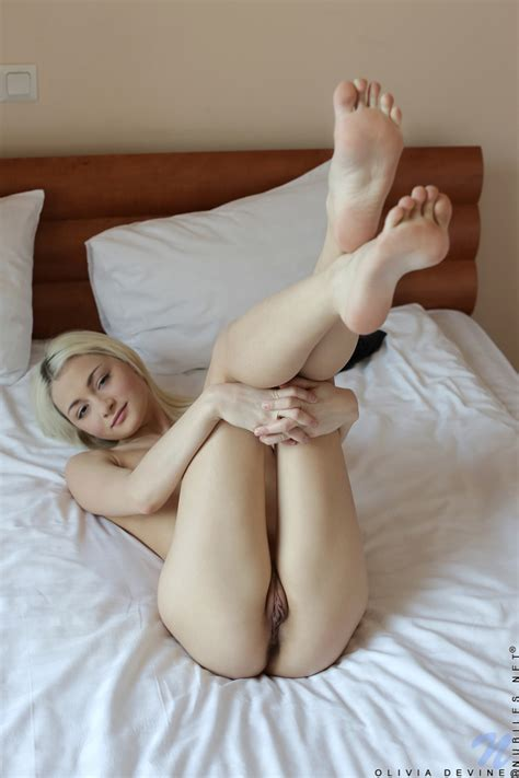 Olivia Devine Beautiful Blonde Amateur Round