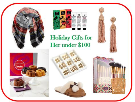 holiday gifts for her under 100 bay area fashionista