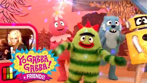 yo gabba gabba 309 clubhouse full episodes hd season 3 youtube