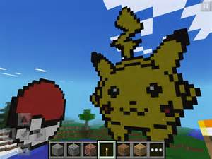 Pikachu Minecraft Skin Pe