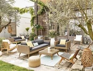 Coussin Exterieur Maison Du Monde : s lection d co pour donner du style au balcon terrasse jardin aunomi ~ Melissatoandfro.com Idées de Décoration