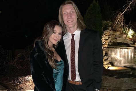Trevor lawrence is an actor. Trevor Lawrence's wife Marissa: QB 'so excited' to join Jaguars