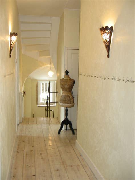 bureau appartement deco entrée couloir decoration guide