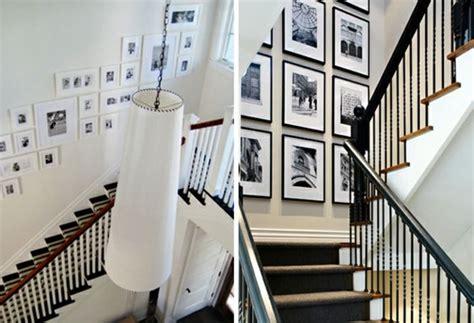decoration cadre escalier idee deco mur photo deco