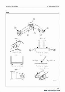 Komatsu Hydraulic Excavator Pc1100 Sp Lc