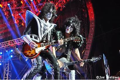 Kiss Band Concert Rock Wallpapers Background 4k
