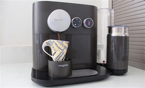 Nespresso Expert&Milk Review   Trusted Reviews