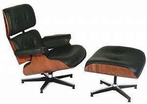 Fauteuil Charles Eames Original : eames lounge 670 wikipedia ~ Nature-et-papiers.com Idées de Décoration