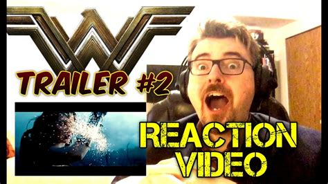 woman official trailer  reaction video youtube