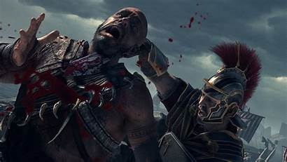 Rome Ryse Son Parede Papel Abyss Previa