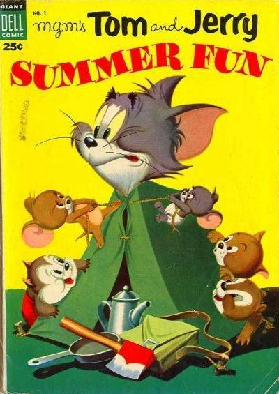 Tom And Jerrys Summer Fun Volume Comic Vine