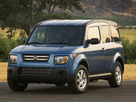 honda jeep 2007 2017 honda element redesign release and changes future