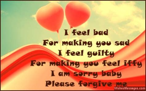 messages  boyfriend apology quotes