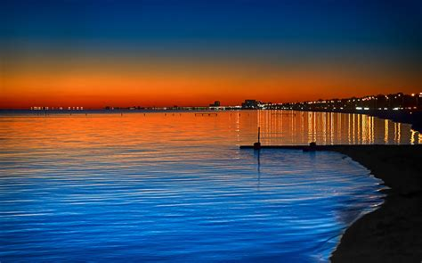 biloxi beach mississippi orleans beaches gulf near coast closest seaside flavorverse sets sun towns places there photoshelter carmensisson