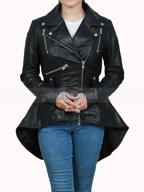 Allison The Umbrella Academy Leather Jacket - Just ...