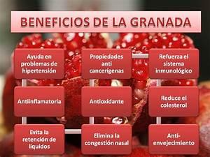 Beneficios de la granada farmatips for Los beneficios de la granada y de sus