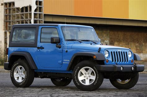 Review Jeep Wrangler by 2012 Jeep Wrangler Sport Review