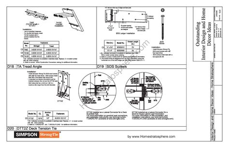 deck plan blueprint   document