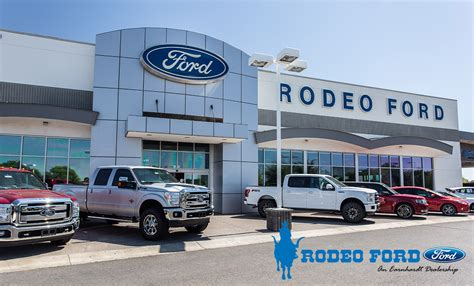 Rodeo Ford In Goodyear, Az