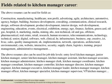 Kitchen Manager Resume Summary by Manager Resume Template Version Version Project Manager Dishwasher Description Line