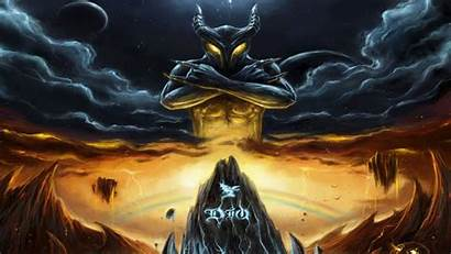 Dio Wallpapers James Ronnie Heavy Metal Demon