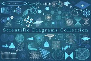 Scientific Diagrams Collection By Ekaart