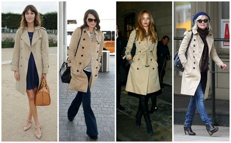 spring fashion trends trench coats  outfit ideas