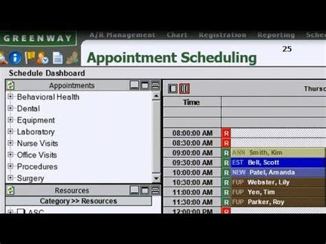 greenway primesuite practice management overview youtube