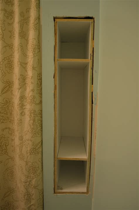recessed wall shelves st paul haus