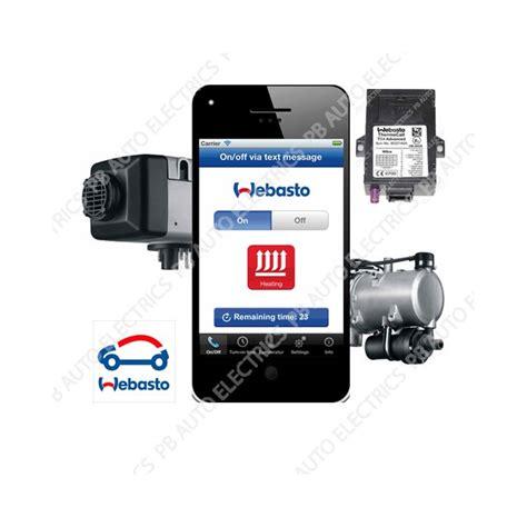 webasto thermo call webasto heater thermo call tc4 smart phone remote