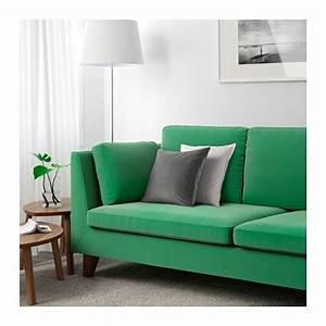 Canapé Vert Ikea : stockholm canap 3 places sandbacka vert ikea fauteuils pinterest canap tissu ikea ~ Teatrodelosmanantiales.com Idées de Décoration