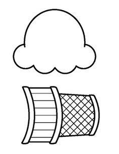 Ice Cream Scoop Outline - ClipArt Best
