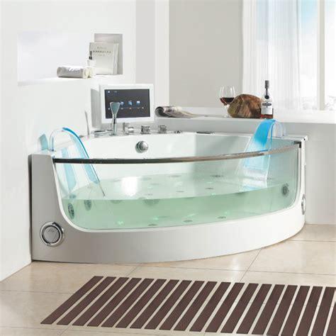 bathroom tub surround tile ideas two person corner tub two person bathtubs for a