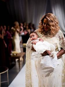 See all the photos from serena williams perfect wedding for Serena williams wedding dress