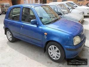 Nissan Micra 2000 : nissan micra 2000 for sale in karachi pakwheels ~ Medecine-chirurgie-esthetiques.com Avis de Voitures
