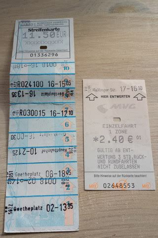 wie ermittle bzw wo sehe ich das datum auf einen mvv ticket