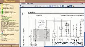 Lexus Lx 470 Repair Manual Order  U0026 Download