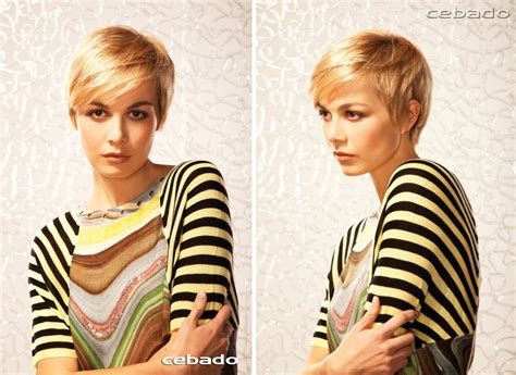 Practical And Manageable Short Hair Cut