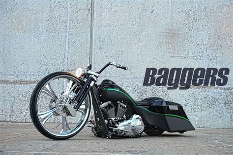 Gas Monkey Motorcycle by The Gas Monkey Richard Rawlings Custom Harley Bagger
