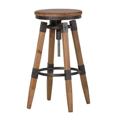 stools wood metal bar stool